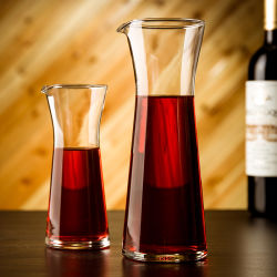 Vidrio sin plomo de Vidrio Jarra de Cerveza jarra de agua enfriador de agua vino Jarra Jarra de cristal