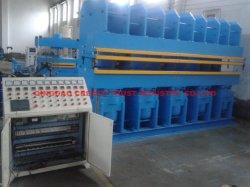 Китай самого высокого качества резиновых Vulcanizing колеи машина/Vulcanizing нажмите (CE/ISO9001)