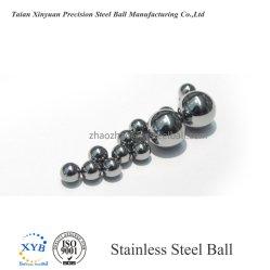 Sfere poco costose certificate ISO9001 dell'acciaio inossidabile G28 12.7mm
