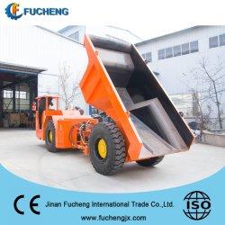 Высшее качество 10 тонн дизельного топлива подземных горных работ Dumper с двигателем Deutz из Китая