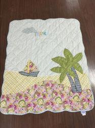Edimbard style Hawaï pour bébé avec patchwork mignon