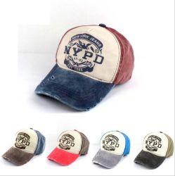 Baseballmütze befestigte Hut-beiläufige Schutzkappe Gorras 5 Panel-Hip Hop-Hysteresen-Hut-Wäsche-Schutzkappe für die Unisex Mann-Frauen