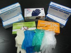 Одноразовые экзамен виниловых перчаток для стоматологического использования