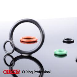 Indústria de diferentes peças de vedação de borracha de cor/V/Anel X