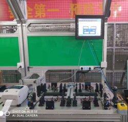 Sistema di ispezione automobilistico con i sensori di Keyence per la linea di produzione