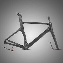 Commerce de gros 46-54cm EPS OEM de vélo de route en fibre de carbone le châssis