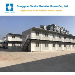 Het PrefabKamp dat van de Luxe van China het Modulaire Geprefabriceerde Huis van de Container bouwt