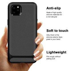 Защита мобильных телефонов из углеродного волокна Shell/ мобильный случае раздробить полноразмерная