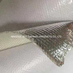 Aluminé reflètent en fibre de verre-a-cool feuilles réfléchissant la chaleur