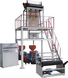 Haute vitesse à 3 couches de l'ABA biodégradable LDPE PEHD Film PE définit de la machine de soufflage