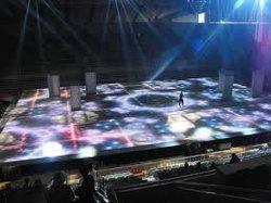 LED de IP65 Fase Discoteca Tela LED/ Vídeo de pixel de Dança