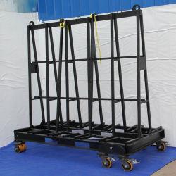 Roulette double un chariot avec 4, 000kg Wll