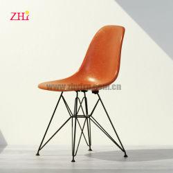 Muebles de diseño moderno de fibra de vidrio blanco burbuja permanente Cátedra bola