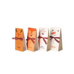 Неплоскостность привалочной поверхности ленты декоративные Симпатичные животные печать Рождество Новый Год поздравительные открытки