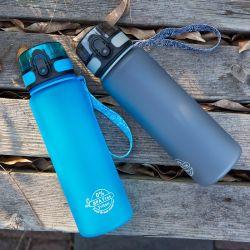 학생 순환하는 휴대용 플라스틱 컵 음료 병 스포츠 수화 야영 컵 하이킹