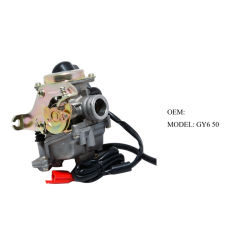 De Carburator van de Motoronderdelen van de motorfiets Voor Gy6 50/80