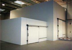 مساحة تخزين الخضار الباردة مخصصة الحجم