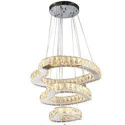 Os lustres pendente de iluminação da lâmpada Luminárias de teto suspenso