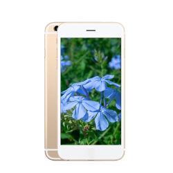 Nuevo envase para Fatory 100% Original 6splus Teléfono Teléfono de segunda mano6 teléfono móvil