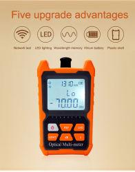 Minienergien-Messinstrument mit Netz-Kabel-Prüfvorrichtung T-400d/G-Rj