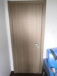 Puerta de madera y el fabricante de puertas de acero de buena calidad y precio