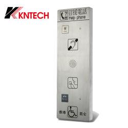 Punto de ayuda Knzd Intercom-16 Ascensor Teléfono