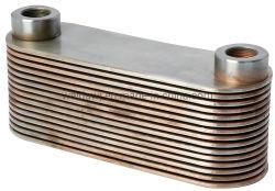 Las piezas del motor de la excavadora Volvo D7D7E Enfriador de aceite del motor de EC290