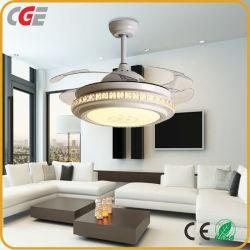 """Plafondventilator van de Kleur van de Plafondventilator de Witte Met Licht, de Ventilator van Savinglight van de Macht, 36W 42 de """" Lamp LED/Light van de Ventilator en Lichte AC van de Ventilator/van de Plafondventilator van de Ventilator Ventilator"""