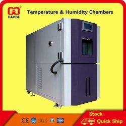 Le climat de l'environnement de la température constante de l'humidité Chambre d'essai 100L