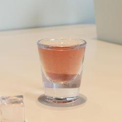 الصين [هوتل بر] ممون عادة تصميم مصغّرة 2 [أز] خمر [شووت غلسّ] فنجان