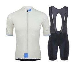 Kleidung der neuen Art-Sommer-Männer schließt die Hülsen-Kleidung kurz, die Jersey-Set-Fahrrad-Abnützung komprimiert
