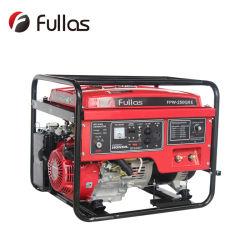 Aangedreven door de Generator van het Lassen 5000W van Honda GX390 250A