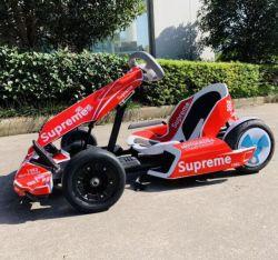 Amusement 52V/36V 8Ah equilíbrio da bateria Scooter Go-Kart Eléctrico Dobrável Racing Karting Go Karts Suit para Adulto