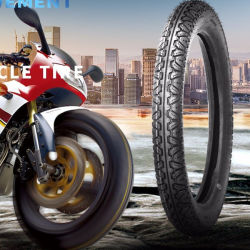 Pneu de moto de alta qualidade e o tubo com a norma ISO9001 &CCC Certicifate