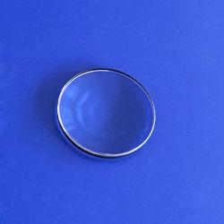 Lente da câmera do Plano com lente esférica convexa Bk7 Vidro óptico
