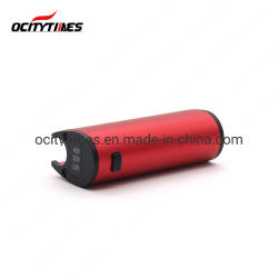 650mAh Cbd Öl-Kassetten-kompatible MOD-Kasten-Batterie mit hoher Leistung
