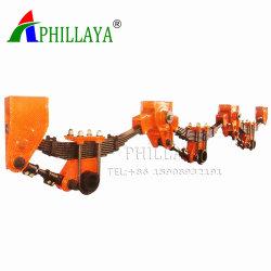Semi sospensioni del rimorchio del camion del carrello ferroviario dell'aria del meccanico del rimorchio (06)