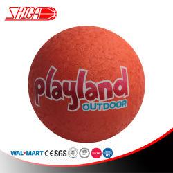 En caoutchouc de taille officielle Playground ballon de soccer