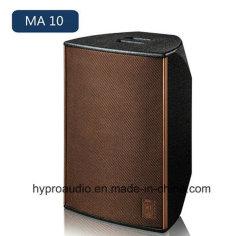 Ma10 KTV Fullrange Sistema passivo de colunas de altifalantes