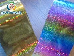 Film holographique en PVC