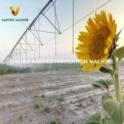 Strumentazione mobile agricola di irrigazione a pioggia