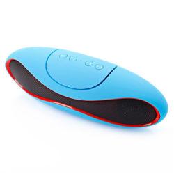 ハンズフリーのBluetooth音楽カプセルのスピーカーUSBの移動式専門の健全なボックスX6u