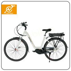 bicicletta elettrica della rotella 700c con azionamento di coppia di torsione massima di Bafang il METÀ DI
