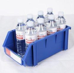 Herramienta de Hardware apilable de plástico Contenedor de almacenamiento de piezas pequeñas/Box