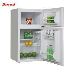 Haushalts-doppelte Tür-Spitzengefriermaschine-Kleinkapazitätskühlraum