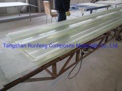 FRPの照明パネルの天窓の透過ガラスガラス繊維の屋根瓦