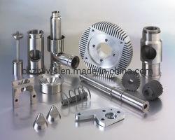 주문을 받아서 만들어진 금속 강철 스테인리스 알루미늄 고급장교 CNC 기계로 가공 부속