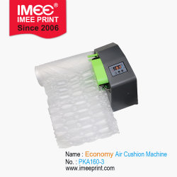 Imee ha personalizzato la fabbricazione del sacchetto del cuscino della bolla della colonna del cuscino d'aria di stampa di marchio