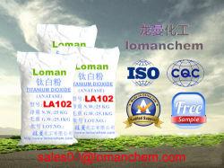 Geändert gebildet im China-Titandioxid Anatase La102