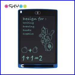 """LCD het Scherm Flexibele Paperless Beweegbare Whiteboard 8.5 """" het Schrijven Tablet"""